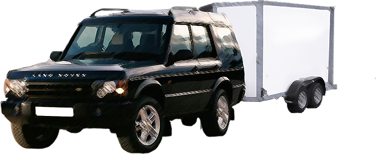 Jeep and Trailer / Horse Box Driving Lessons